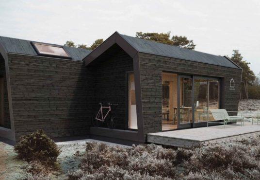 Minihaus Cabin Bay