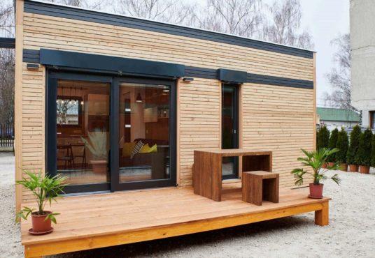 "Camp Home ""Tiny-House"""