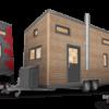 Das kleine Haus auf Rädern – Ein mobiles Traumhaus