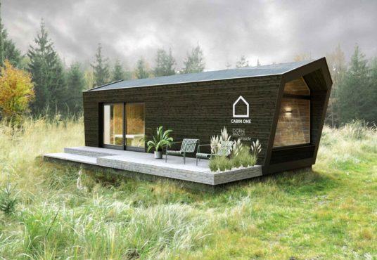 Cabin Spa Sauna