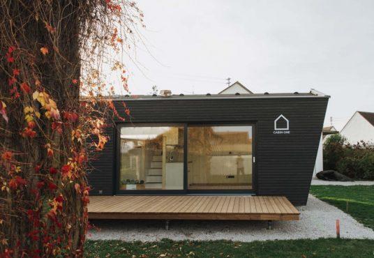 Modulhaus Cabin one