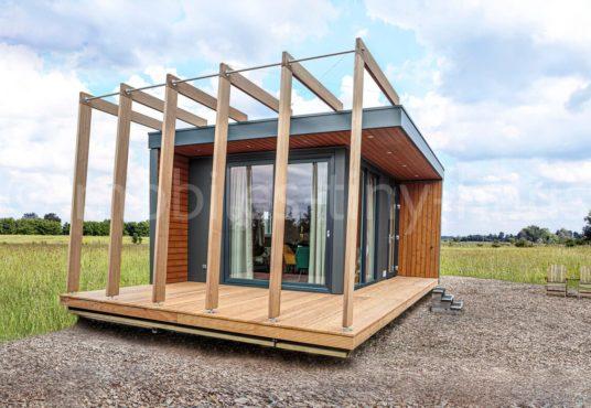 mobiles Tiny-House Südtirol