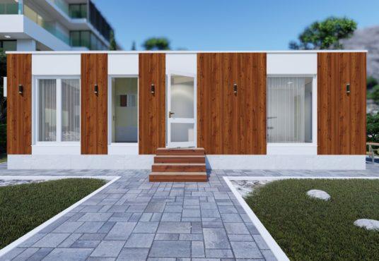 Modulhaus Modern LUXE