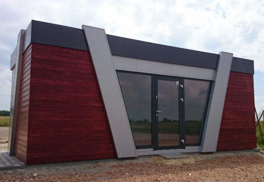 "Gewerbe / Büro-Container ""RVBM V2"""