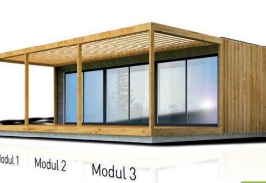 Eco A2 Modulhaus