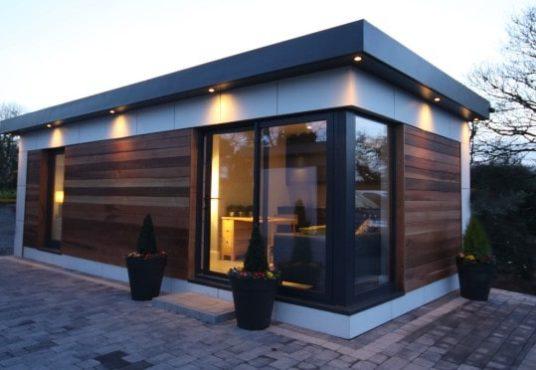 Containerhaus Helge