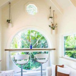Paradise Tiny-House innen