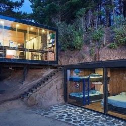 Tiny-House Village Chile